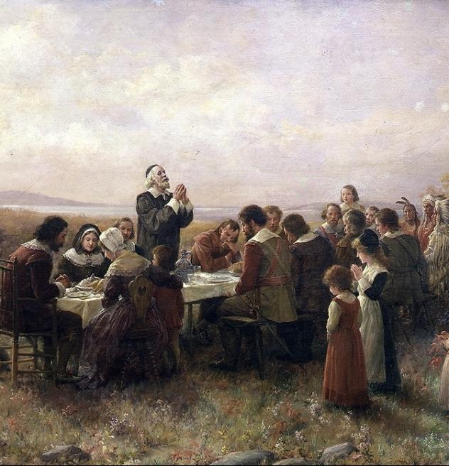 Thanksgiving Day 1